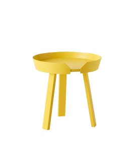 Tavolino Around Table yellow