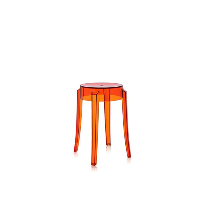 Charles Ghost basso arancio trasparente