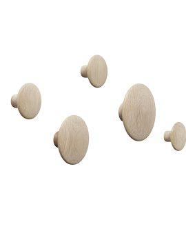 Dot 5 pezzi oak