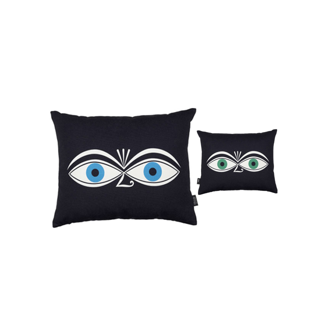 Graphic Pillow Eyes