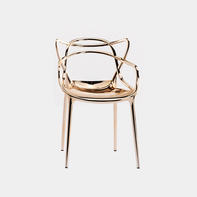 Masters Kartell. Iconic Kartellus Masters Chair Reimagined For ...