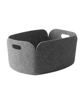 Restore Basket Muuto grey