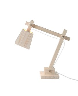 Wood Lamp Muuto white