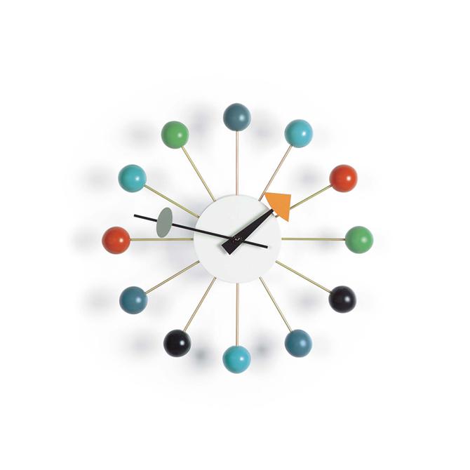 Ball Clock cat.