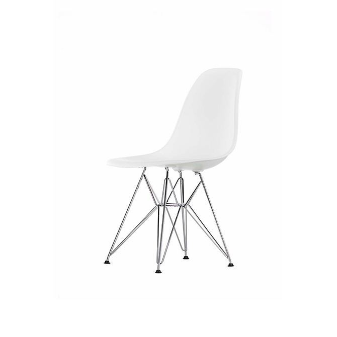 Sedia dsr vitra eames plastic chair dtime shop for Sedia design vitra