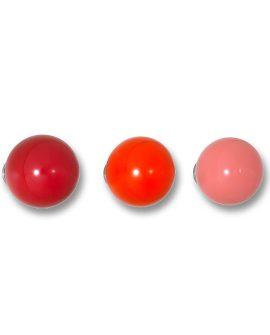 Coat Dots rosso set