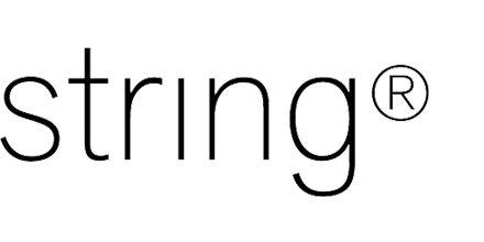 logo string
