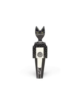 Wooden dolls Cat Vitra