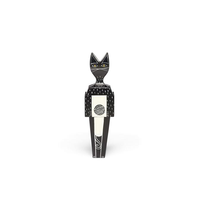 Wooden dolls Cat Vitra