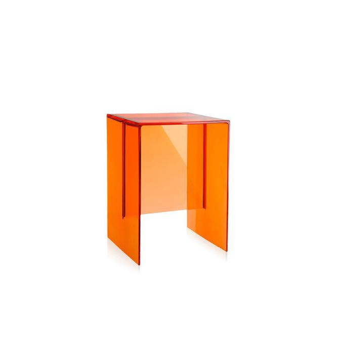 Max Beam Sgabello Kartell arancio