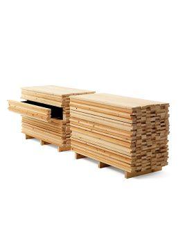 Ordinanryday in legno Mogg