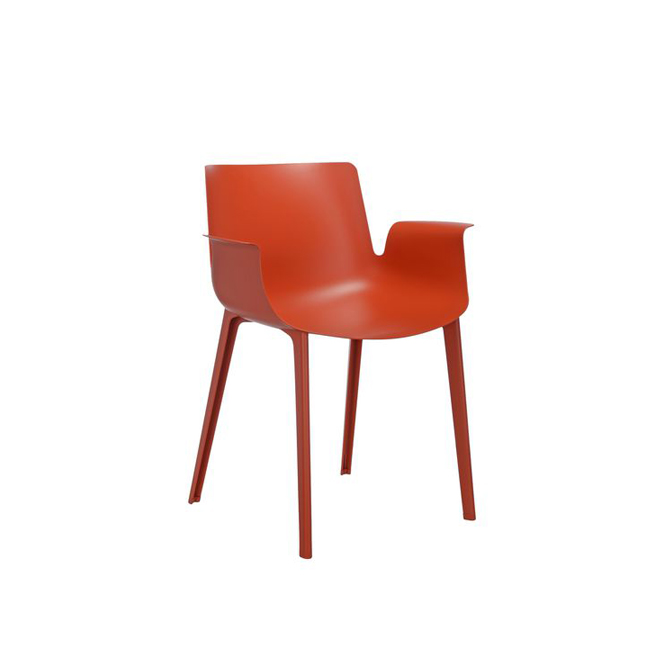sedia piuma kartell shop online su dtime. Black Bedroom Furniture Sets. Home Design Ideas