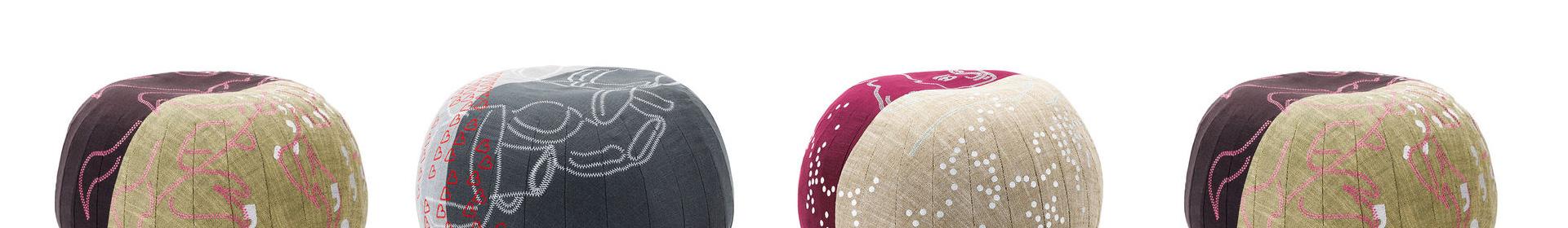 Pouf e sgabelli colorati e originali design unico e for Sgabelli colorati
