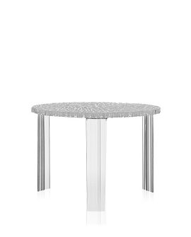 T-Table h 36 Kartell cristallo