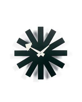 Asterisk Clock - Wall Clock Vitra