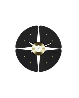 Petal Clock Vitra - Wall Clock