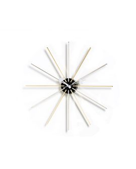 Star Clock Vitra -Wall Clock