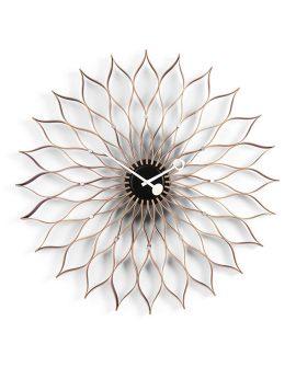 Orologio SUnflower betulla Vitra