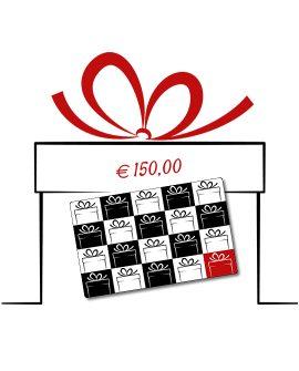 Gift Card Dtime 150 euro