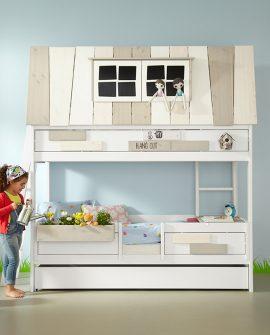 Cameretta letto castello Hangout 47667 Lifetime Kidsrooms