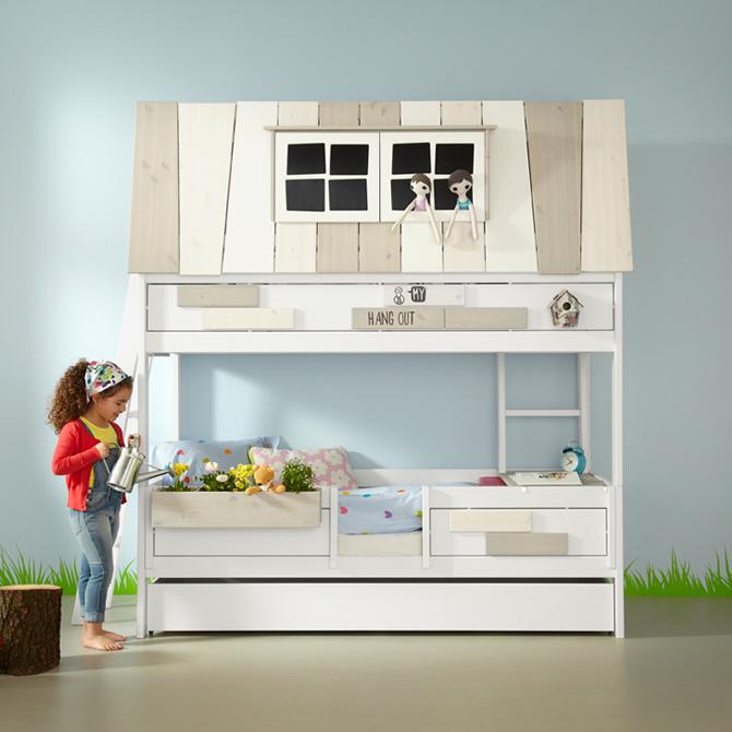 Letto Hangout casetta di Lifetime Kidsroom | Shop online su DTime