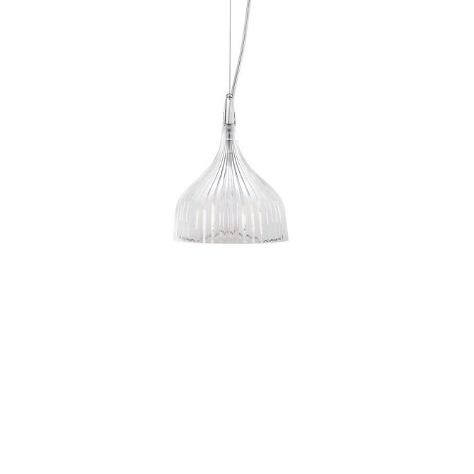 Lampada e 39 kartell trasparente shop online su dtime for Lampada kartell prezzo