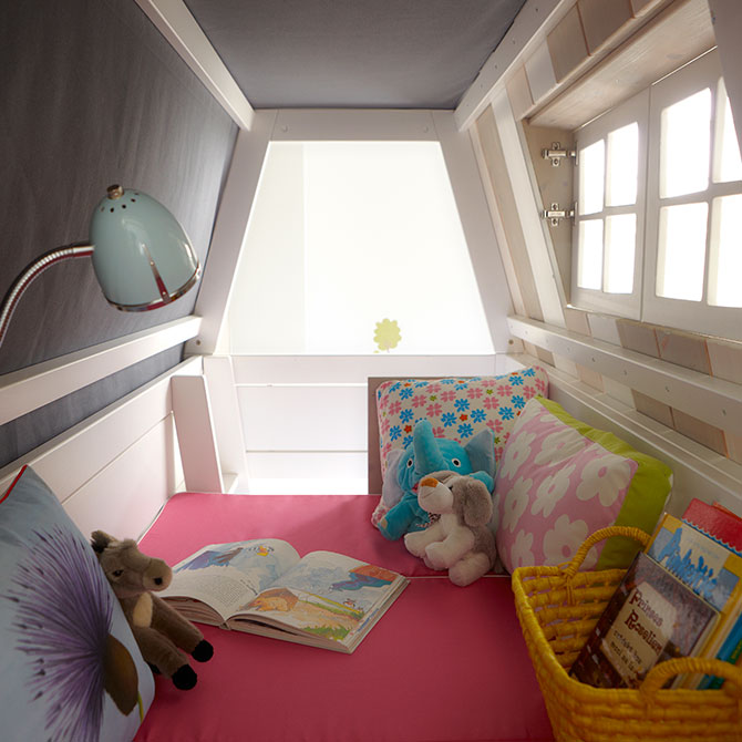 Letto a castello Hangout Lifetime Kidsrooms DTime