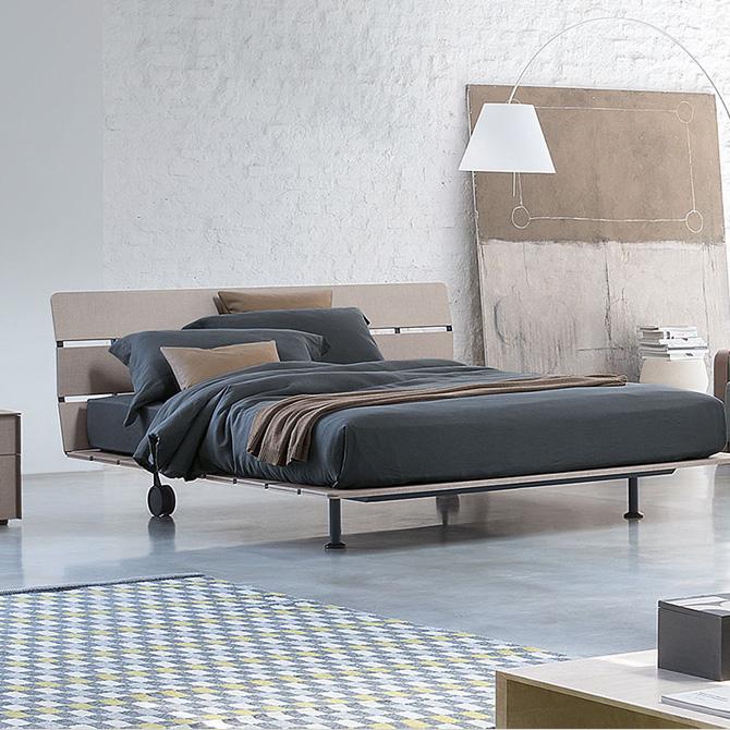 Tadao flou prezzo latest flou sanya letto testata bassa base contenitore by flou with tadao - Letto flou nathalie prezzo ...