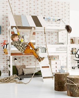 Cameretta treehouse Lifetime Kidsrooms Dtime Shop bambini