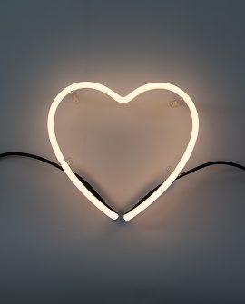 Cuore Heart Lampada Neon Art Seletti DTimeshop