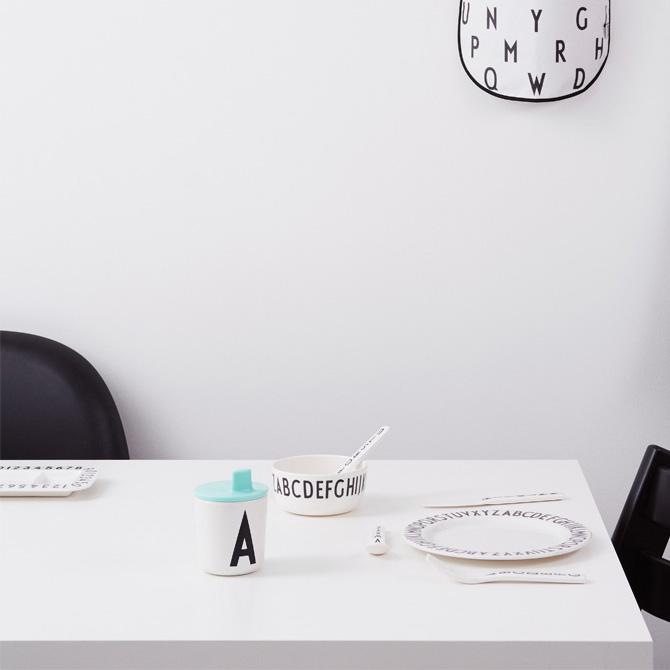 Design Letters Kids tableware accessori tavola DTime