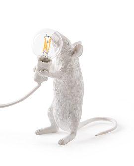 Mouse Lamp Seletti topo in piedi/standing 14884 acquista online DTime