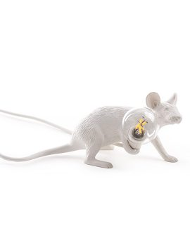 Mouse Lamp Seletti topo steso/lying down 14886 acquista online DTime