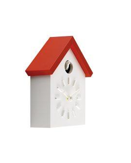 Orologio cucù Cu-Clock Magis AC500 con tetto arancione shop online DTime