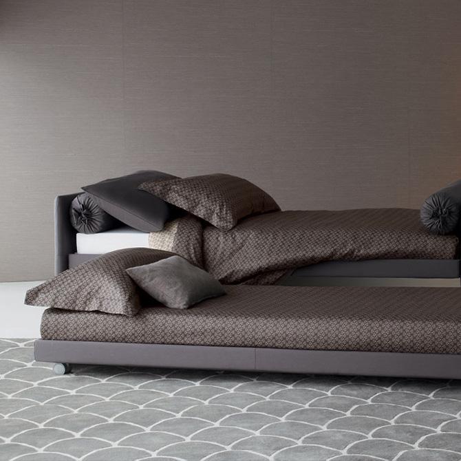 Duetto - letto singolo con 2° letto