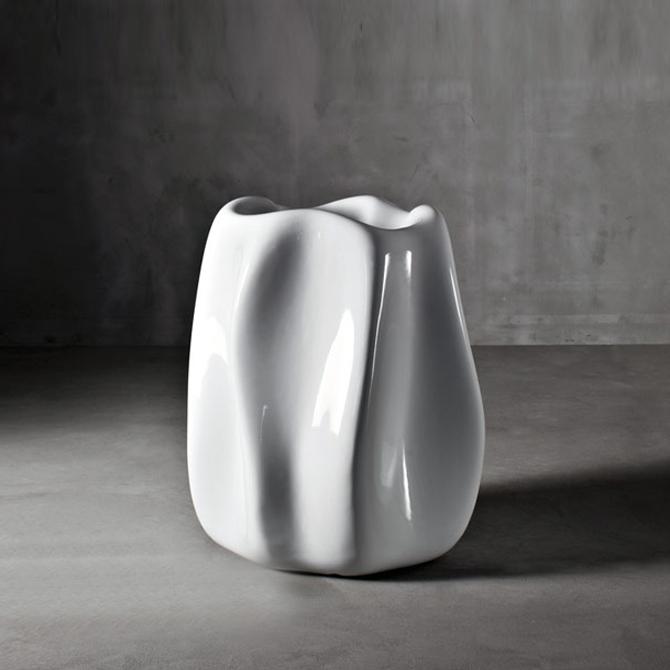 New Wave vaso fiori Serralunga