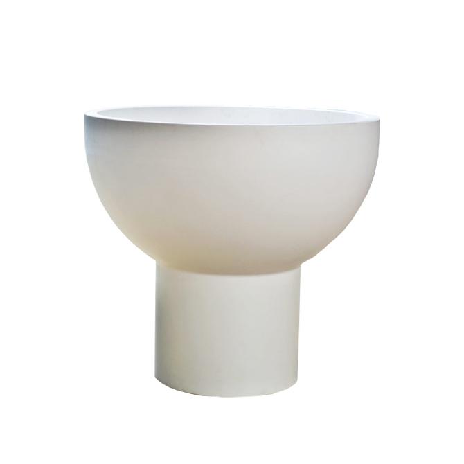 vaso Primavera oversize Serralunga bianco