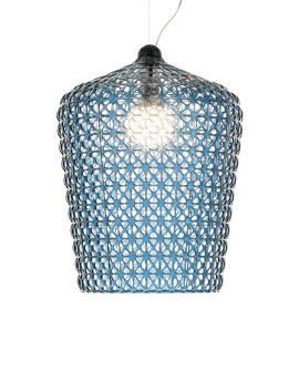 kabuki lampada a sospensione variante azzurro