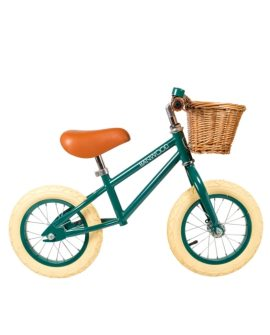 first go bicicletta senza pedali verde immagine copertina