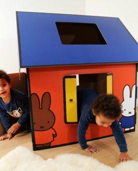 casetta per bambini miffy house