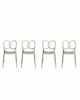 sissi sedia di design copertina set