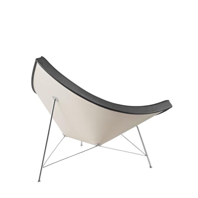 coconut chair sedia lounge prodotto dietro