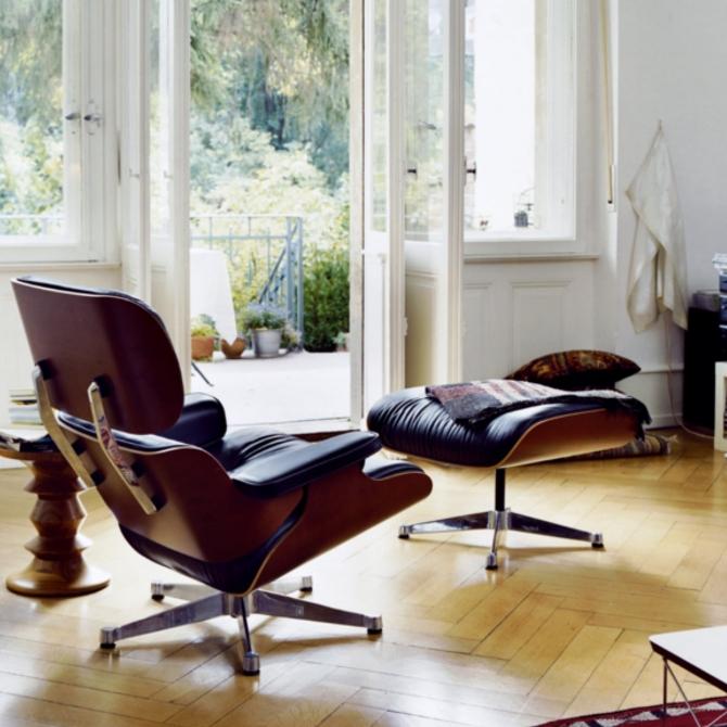 lounge chair ottoman ambientata ottoman
