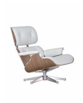lounge chair noce pigmentato bianco prodotto copertina