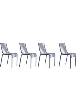 pip-e set di sedia 4 pezzi copertina