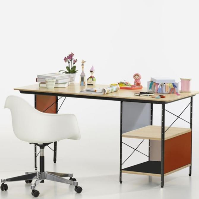 eames desk unit edu scrivania da studio online su dtime