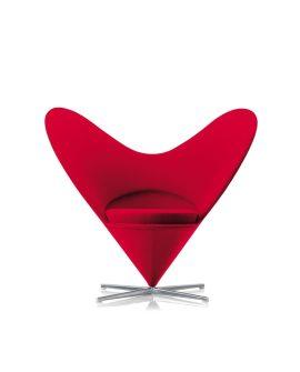heart cone chair sedia cuore prodotto
