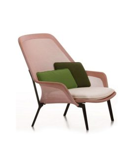 slow chair poltrona lounge immagine prodotto