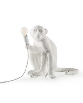 Monkey-Lamp-Sitting-Lamp-Indoor