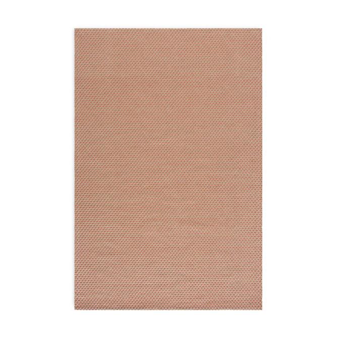 tappeto large rosa juta